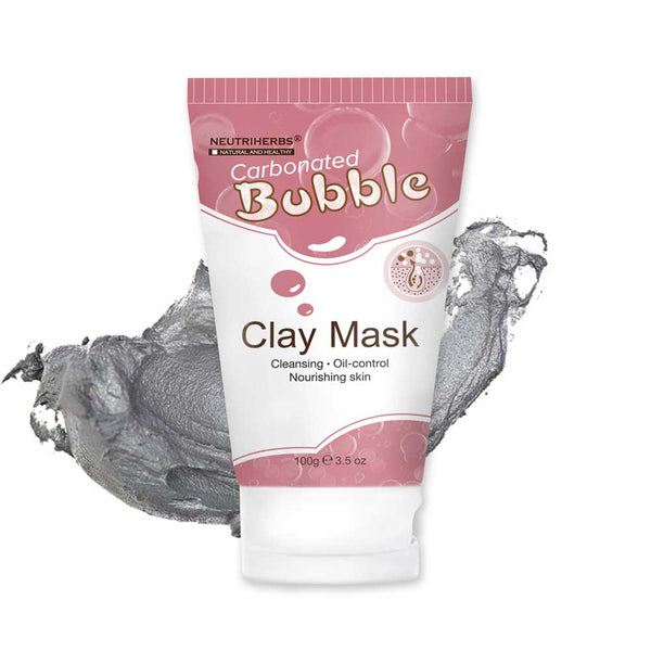 neutriherbs - bubble-clay-mask-carbonated-bubble-clay-mask-bubble-face-mask