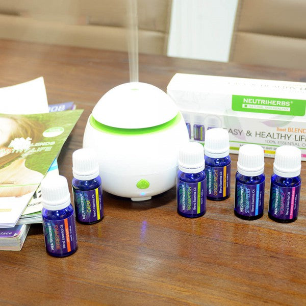essential oil for relaxation Best Essential Oils Kit For Happy Mood