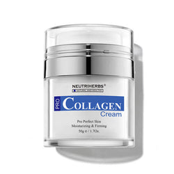 Neutriherbs anti aging collagen cream with hyaluronic acid for acne