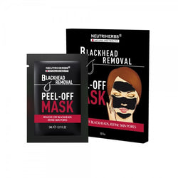 neutriherbs blackhead mask-blackhead removal-blackhead removal mask-black face mask-best blackhead mask