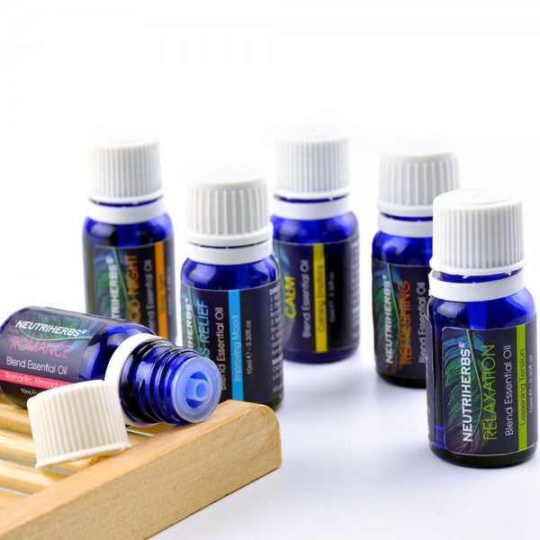 neutriherbs balance essential oil