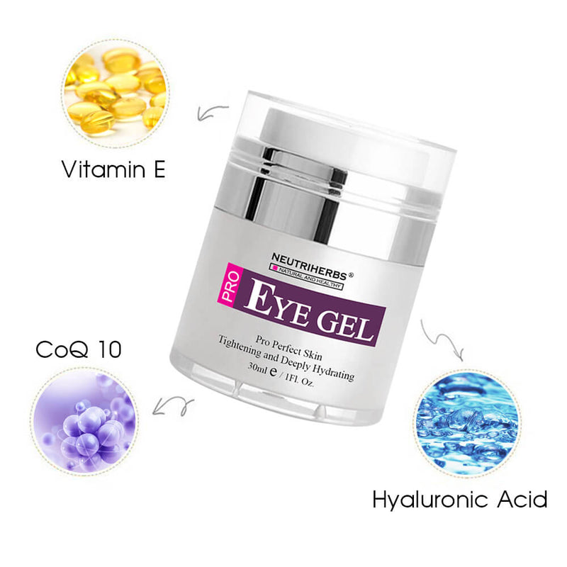 Neutriherbs Eye Gel For Wrinkles and Sagging Eye Bags
