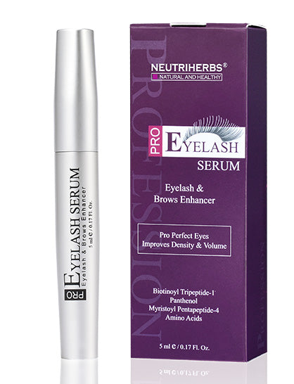 neutriherbs eyelash enhancer-eyelash enhancing serum-eyelash regrowth-brow serum-long lashes serum