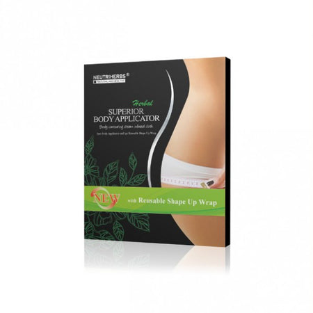 neutriherbs body wraps applicator-stomach wrap-skinny wraps-body wraps to lose weight-tummy wrap-slimming body wraps