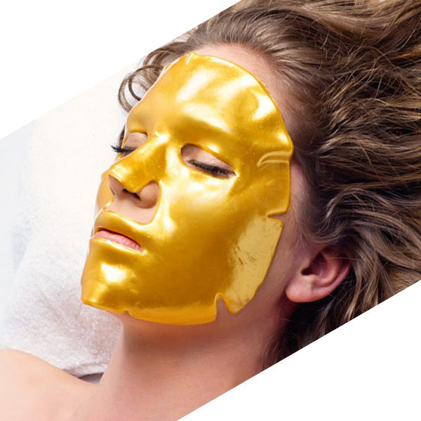 neutriherbs 24k gold mask-24k gold face mask-gold collagen mask-24k face mask