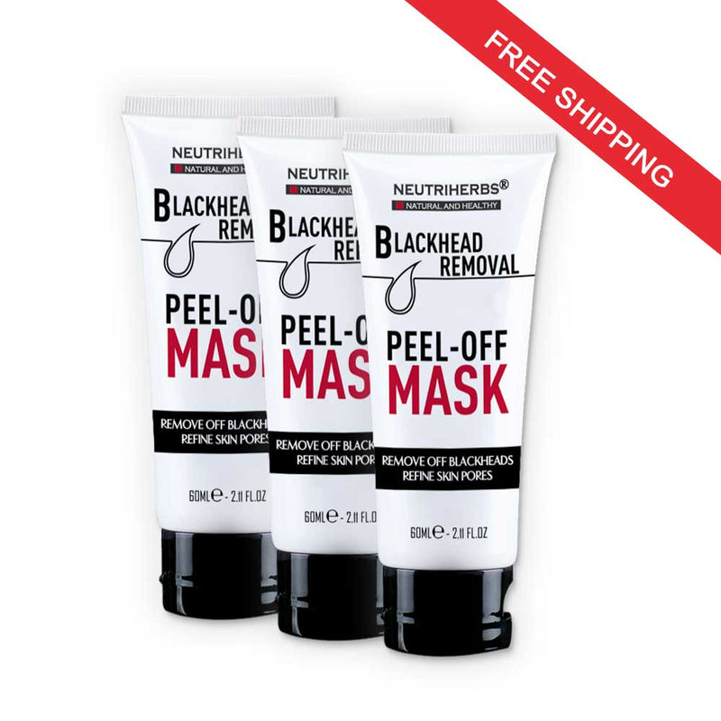 Neutriherbs Blackhead Removal Mask - Peel Off Mask