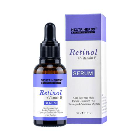 Neutriherbs Retinol Cream & Serum For Acne-prone Skin