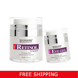 Neutriherbs Under Eye Cream + Retinol Cream For Wrinkles & Dark Circle