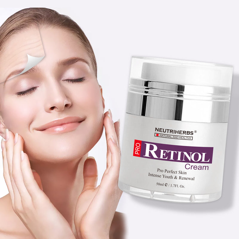 neutriherbs face products with retinol-good retinol cream-retinol face lotionbest anti wrinkle cream with retinol-topical retinoid cream