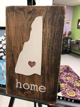 05/24/18 - 7 pm -  3D Shiplap Sign Workshop