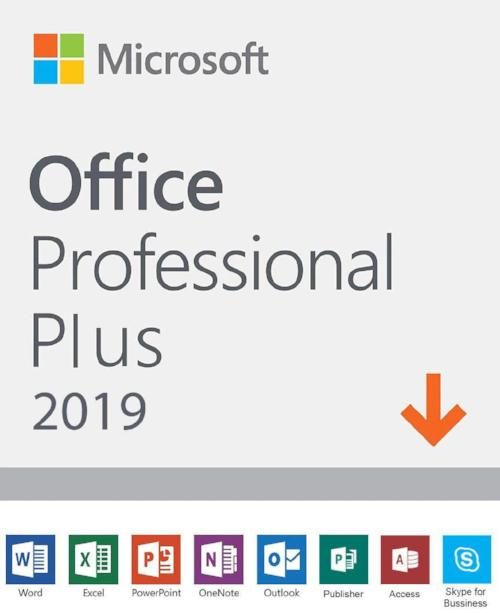 Microsoft Office Professional Plus 2019 Download For 1 Pc Windows