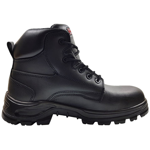 Work Boots for Men. Metal Free Composite Safety Footwear