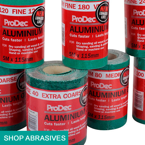 abrasives and sandpaper