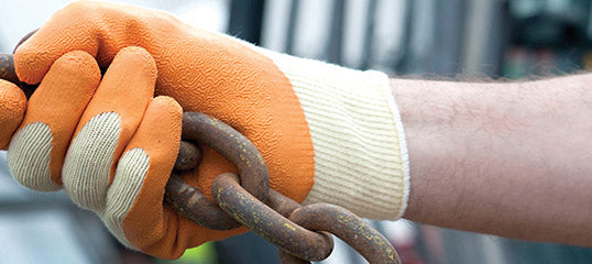 Guide on Safety Gloves Palm Coatings