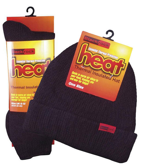Blackrock Thermal Hat and Socks