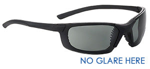 no glare here polar lens