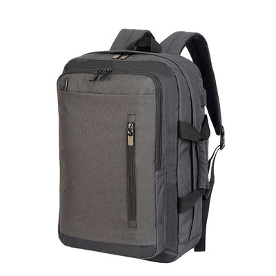 Shugon SH5819 Bordeaux Laptop Briefcase Charcoal / Black
