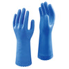Showa 170 PVC Coated Flock Lined Safety Gloves