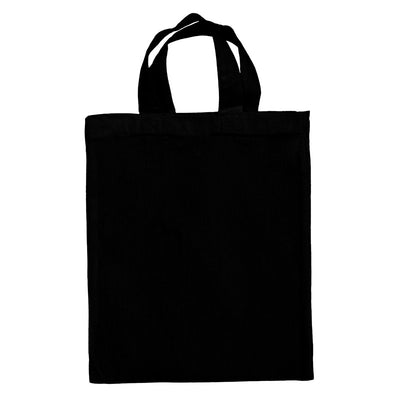 Bags by Jassz 'Oak' Small Cotton Shopper Black