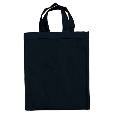 Bags by Jassz 'Oak' Small Cotton Shopper Dark Blue