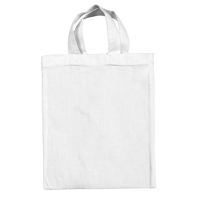Bags by Jassz 'Oak' Small Cotton Shopper Snow White