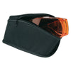 Univet Black Canvas Glasses Case