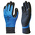 Showa 306 Fully Coated Waterproof Latex Grip Breathable Work Gloves