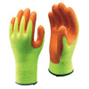 Showa 317 Gloves Hi Vis Builders Grip Gloves