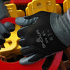 Showa 370 Work Gloves with Grip Palm Coating