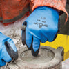 Showa Safety Gloves - Oil & Water Resistant