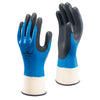 Showa 377 Gloves with Nitrile Foam Grip