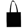 Bags by Jassz 'Beech' Cotton Long Handle Bag Black