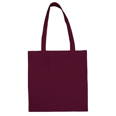 Bags by Jassz 'Beech' Cotton Long Handle Bag Claret