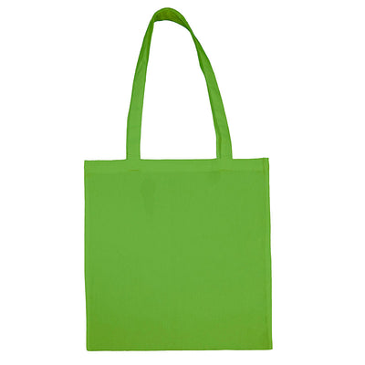 Bags by Jassz 'Beech' Cotton Long Handle Bag Light Green