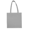 Bags by Jassz 'Beech' Cotton Long Handle Bag Light Grey