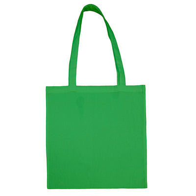 Bags by Jassz 'Beech' Cotton Long Handle Bag Pea Green