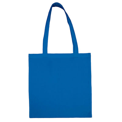 Bags by Jassz 'Beech' Cotton Long Handle Bag Royal