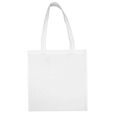 Bags by Jassz 'Beech' Cotton Long Handle Bag Snow White