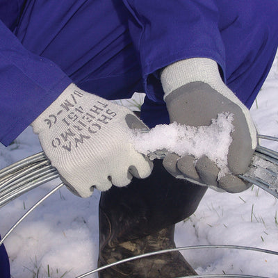Showa Winter Work Gloves with Insulation