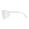Clear Safety Glasses - Univet 503 Side