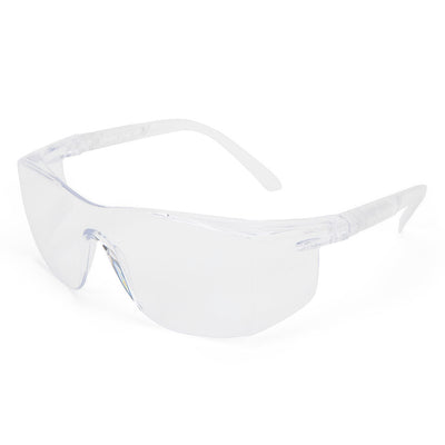 Clear Safety Glasses - Univet 503