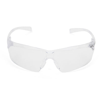 Univet 505 Clear Safety Glasses Front