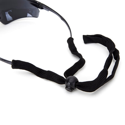 Univet 505 Safety Sunglasses Close Up with Neck Cord
