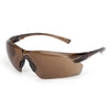 Univet 505 Safety Glasses Brown Lens