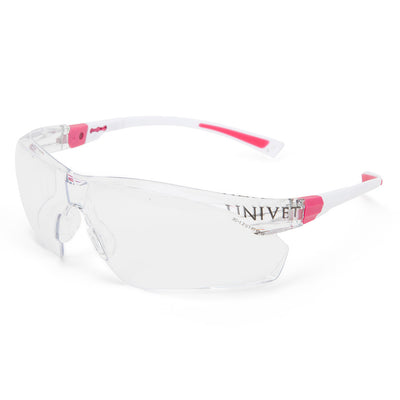 Ladies Pink Safety Glasses