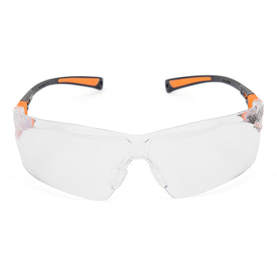 Univet 506 Ladies Safety Glasses with Clear Lens Front