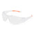 Univet 513 Lightweight Anti Scratch Safety Glasses Clear Lens