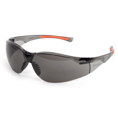 Univet 513 Lightweight Safety Glasses Smoke Lens