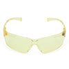 Univet 505 Yellow Lens Safety Glasses Front View