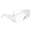 Univet 520 Over Spectacles Safety Glasses Clear Lens